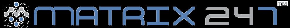 Matrix247 logo